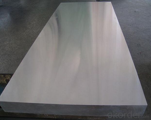Magnesium Alloy Plate Hot Sale AZ31B Etching