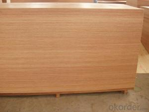 Door Skin Poplar Core Plywood In Different Sizes