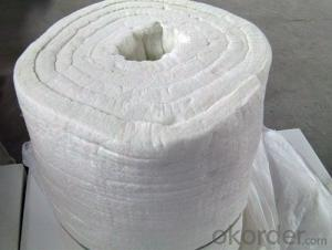 High-purity Ceramic Fiber Blanket for Industrial Furnace