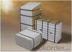 Ultra Pure Heat Insulation Ceramic Fiber Module HZ