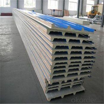 Polyurethane Foam Sandwich Panel(width 950mm,100mm)