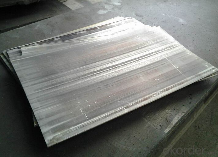 Carving Magnesium Alloy Sheet Etching Magnesium Alloy Sheet