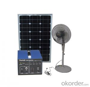 Portable Solar Lighting System Hot Selling SPS_50W