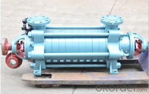 Centrifugal Multistage Water Pump for Boiler Feed