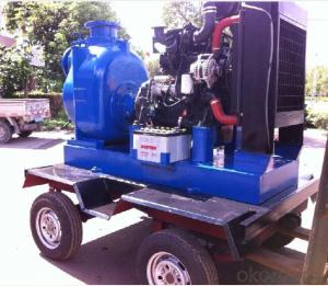 Self Priming Water Pump for Irrigation Use
