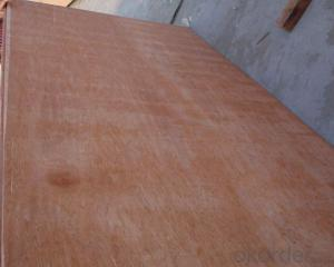 Bintangor Face and Back Plywood for Dook Skin 3'x7' MR Glue