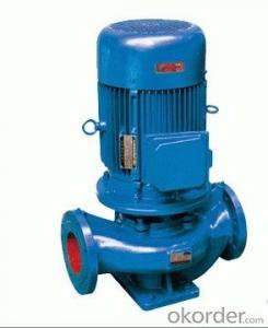 Single Stage Single Suction Inline Centrifugal Pump