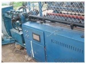 Chain Link Mesh  Machine Manufacturer for full automatic Single Wire Double Wire