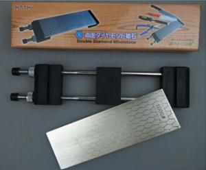 Diamond Coated Stainless Steel Sharpening Stone of High Quality