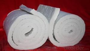 Fireproof Insulation  Ceramic Fiber Blanket