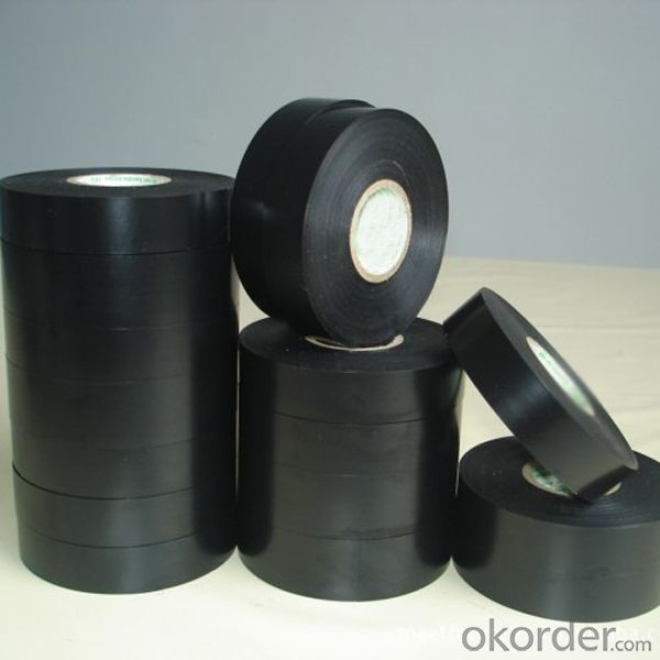 PVC Electrical Tape With 100 Mircon Thickness