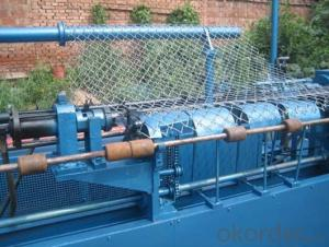Chain Link Mesh  Machine Manufacturer with ISO CE OEM