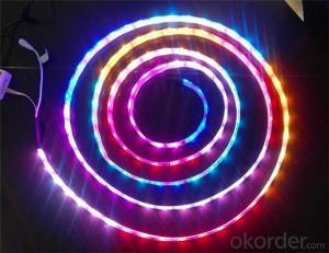 Underwater Led Light Strip Battery Powered Flexible Led Strip Light