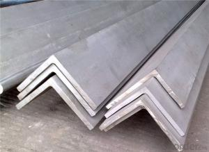 Hot rolled sheet Equal Steel Angle bar EN10056