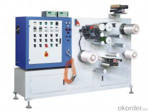 Hot Melt Coating Machine for Double Sided OPP Tape