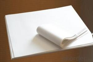 0.5mm Thickness Sound Insulation Ceramic Fiber Paper
