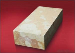 Refractory Silica Brick for Glass Kiln/Furnance