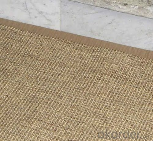 hot sell waterproof sisal and seagrass carpet SL-009