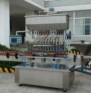 Automatic Bottle Washing Filling & Capping Machine