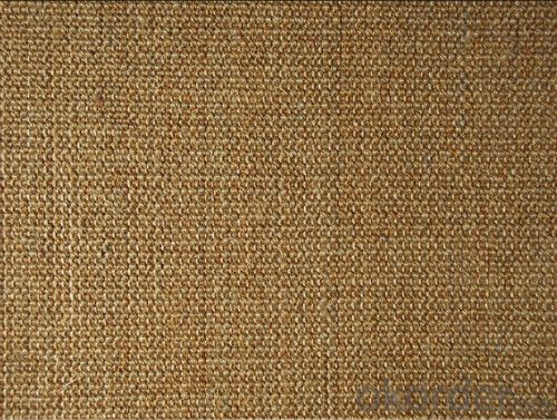 100% Natural Commercial Sisal Carpet  at hotel