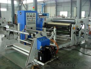 Hot Melt Coating Machine for Fiberglass Tape