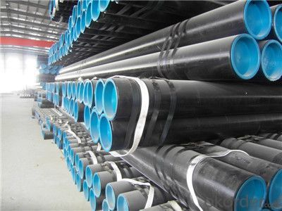 Steel Pipe SCH40/80/STD With High Quality and Best Price