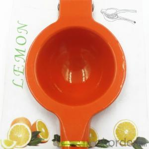 lemon  Squeezer Household supplies manual juice squeezer for Promotion