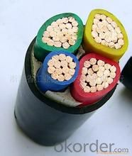 PVC insulated 0.6/1KV 35mm 4 core Power Cable