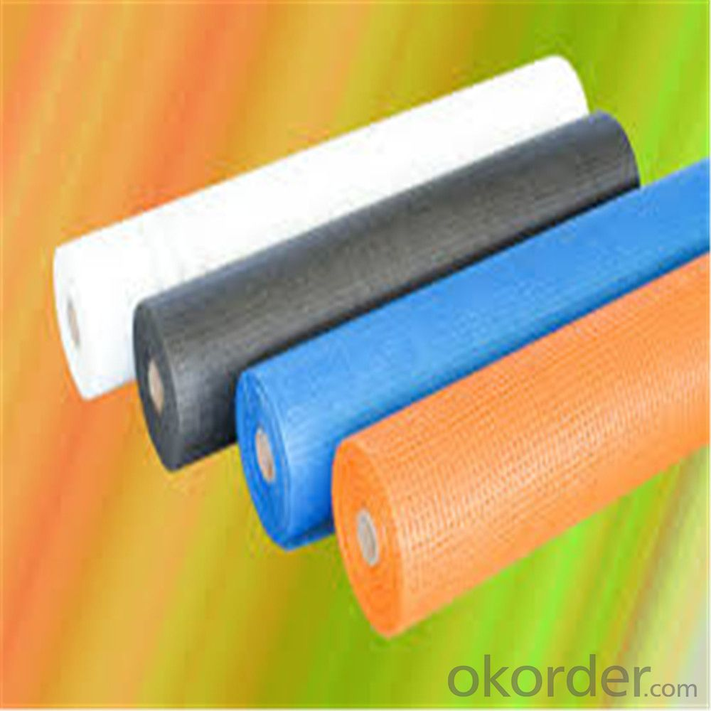 E-glass Fiberglass Mesh Cloth for Wall  Material