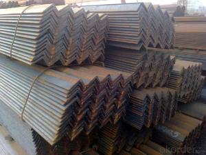 Hot rolled sheet Equal Steel Angle bar EN10056