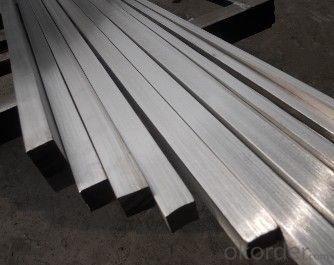 16MnSi  High  Quality  Steel  Square Bar