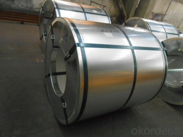 Hot Dipped Galvanized Steel in Coil in Coils