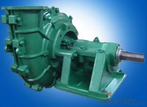 HH Series Industrial Heavy Duty Slurry Pump