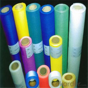 E-glass Fiberglass Mesh cloth for Architecture Material