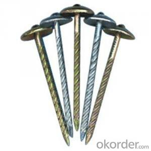 ROOFING NAIL WITH UMBRELLA with high quality and reasonable price