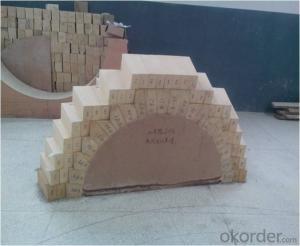 Refractory Silica Brick for Carbon Furnace