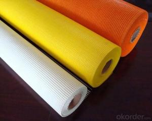 Fiberglass mesh cloth with high quality 100g 5*5