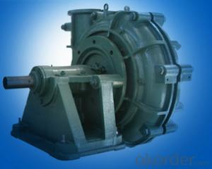 Small Slurry Pump Equipment for Gold Mine