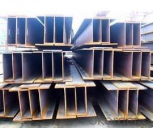 Carbon steel H BEAM for construction JIS SS400