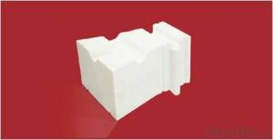 No Thermal Expansion Refractory Silica Bricks