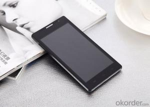 New Arrival 5inch MTK6572 Dual Core Andorid Phone 4.2 IPS Screen 854*480