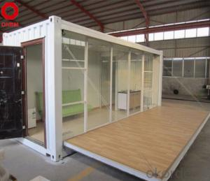 Container House Brand New with CE Certificate