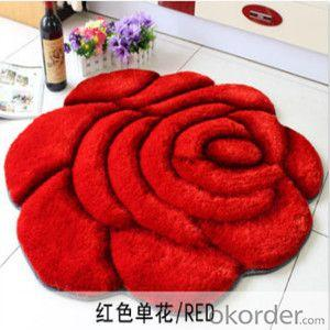 2014 luxury printed red flower carpet for banquet Hall