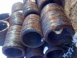hot rolled wire rod for construction GB Q235
