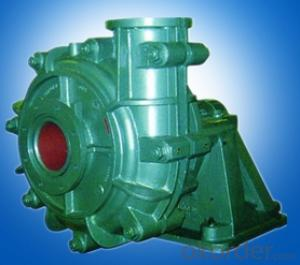 Diesel Engine Horizontal Centrifugal Corrosion Protection ISO Standard Slurry Pump