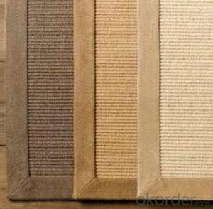 ho sell Foam carpet underlay for sisal carpet