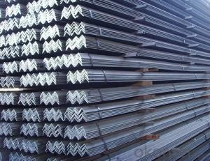 HOT ROLLED STEEL EQUAL ANGLE for construction JIS G3192
