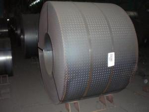 Hot- rolled steel coil for construction  low hardness