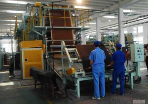 Bitumen Waterproofing Membrane Machinery Line