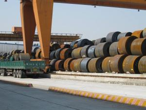 Hot  rolled steel coil for construction GB Q345B
